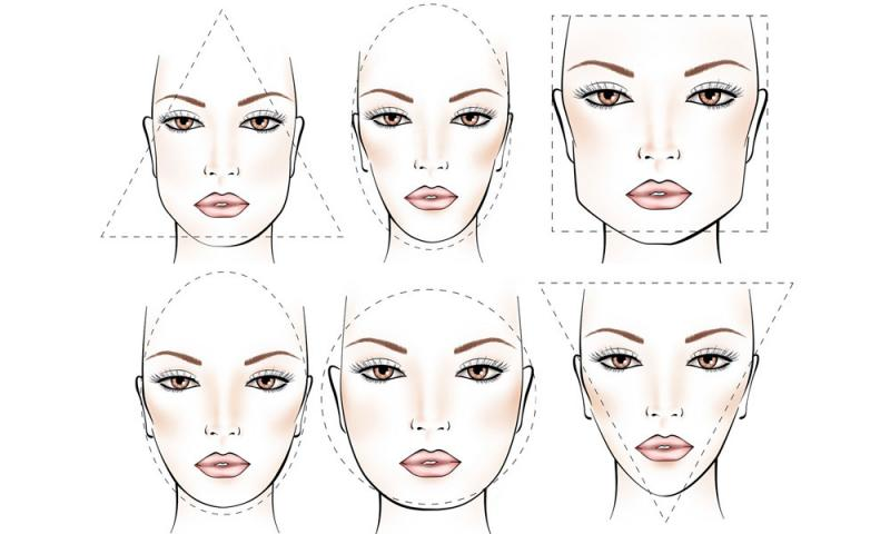 *2* ➽Finding the Right Brow for Your Face Shape